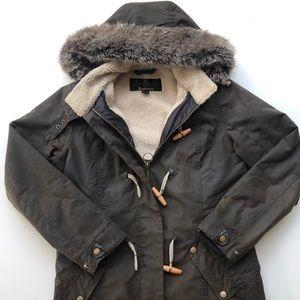 Original Barbour Wax Jacket
